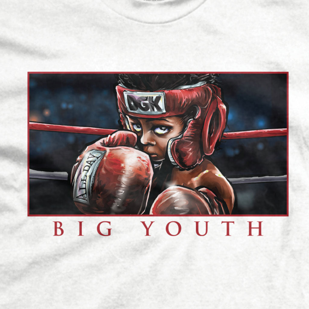 DGK Big Youth T-Shirt White