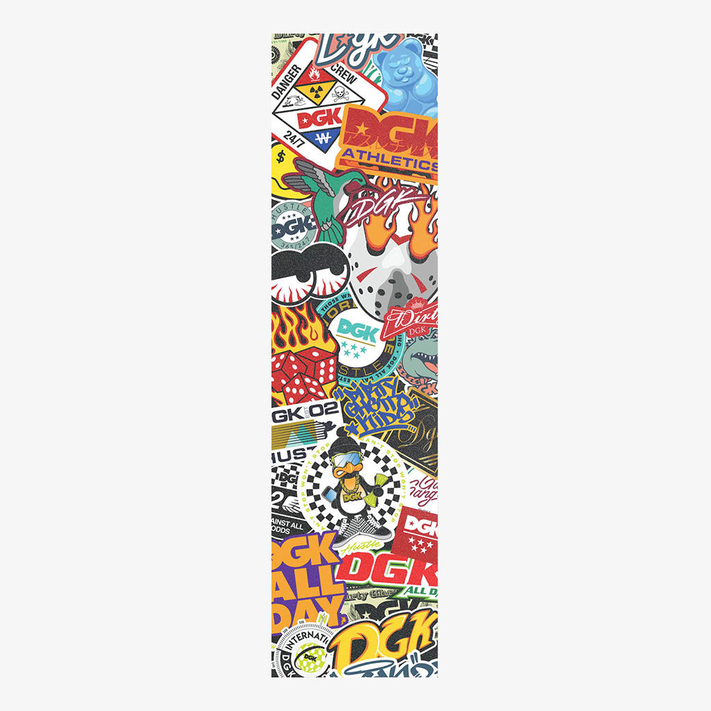 Dgk Covered Grip Tape