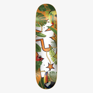 Dgk Tropic Heat Skateboard Deck