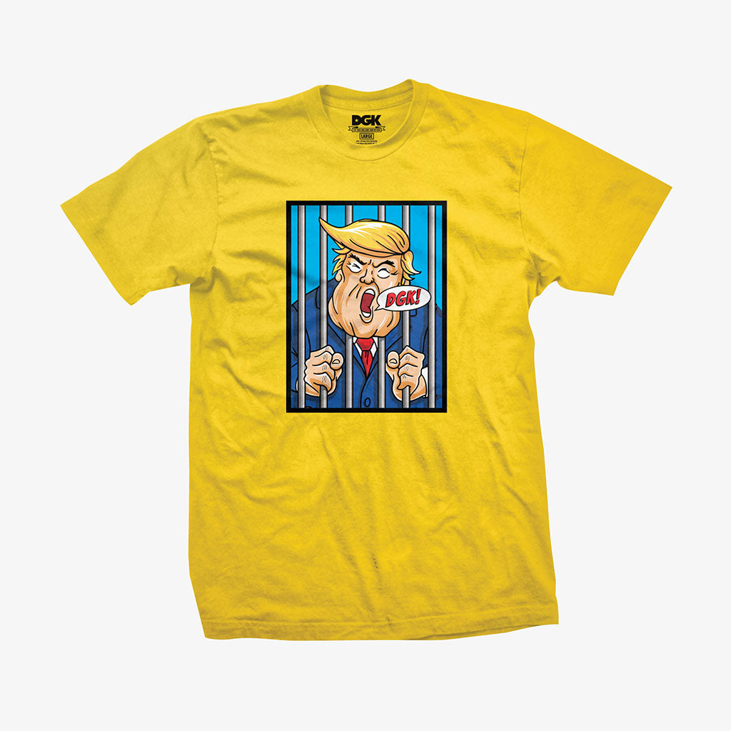 DGK Vote Now T-Shirt