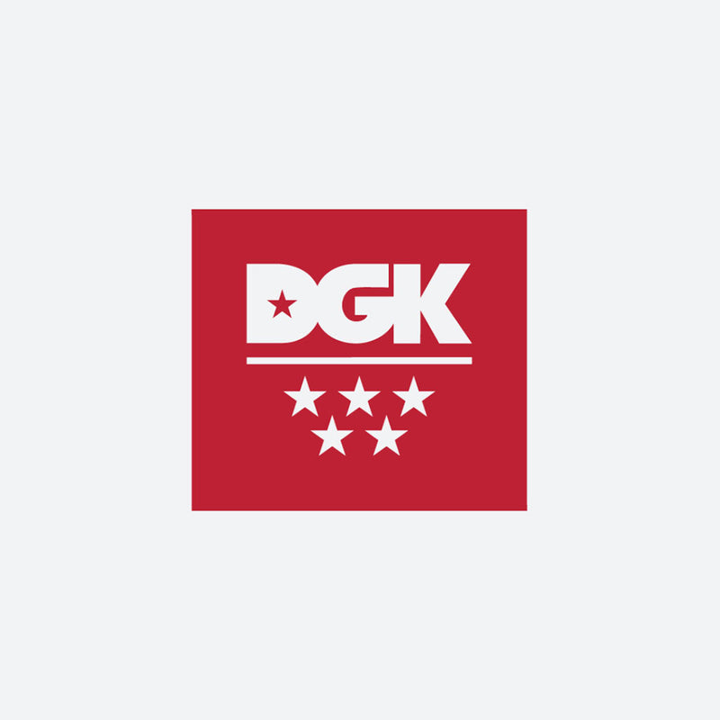 DGK 5-Star Sticker