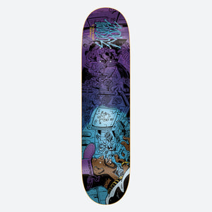 "Survival Mode 8.25"" Skateboard Deck"