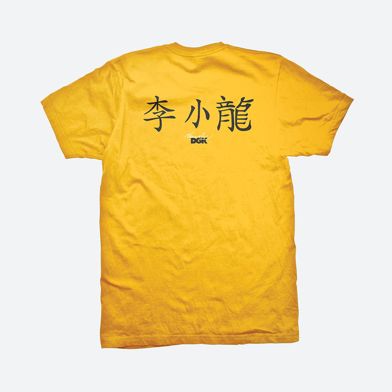 DGK x Bruce Lee Technique T-Shirt