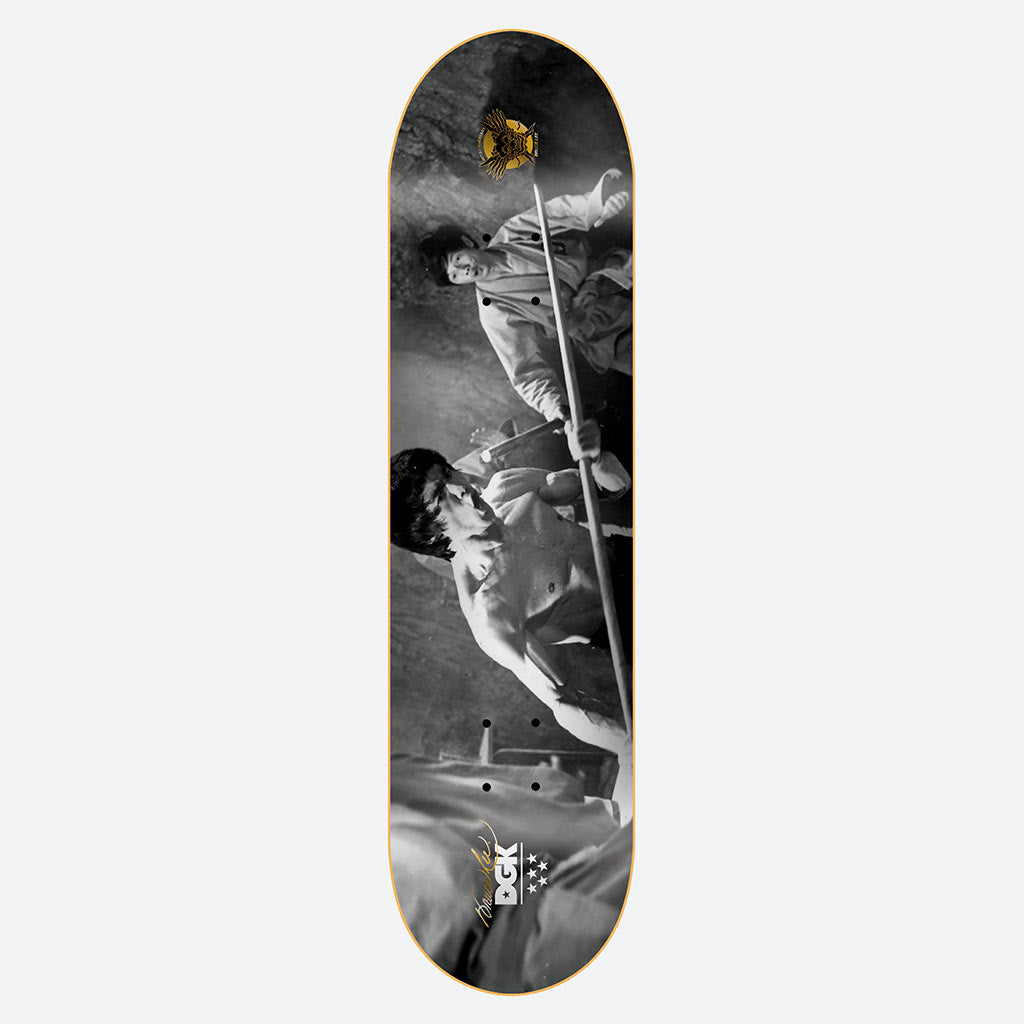 DGK x Bruce Lee Power Skateboard Deck