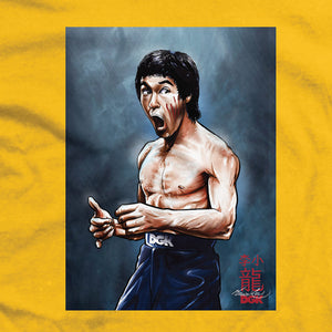DGK x Bruce Lee Focused T-Shirt