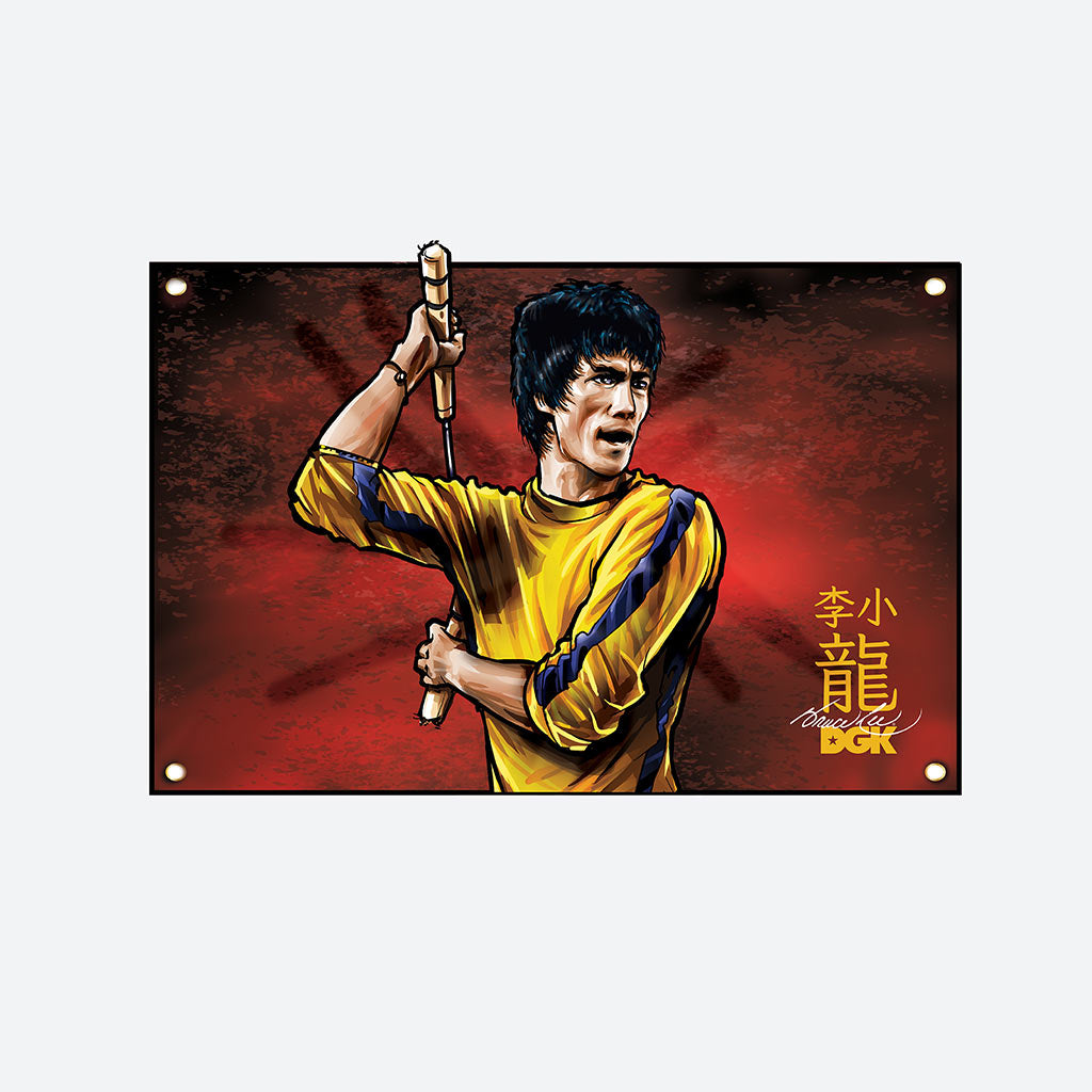 DGK x Bruce Lee Technique Banner