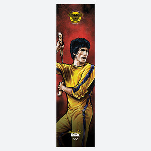 DGK x Bruce Lee Technique Grip Tape