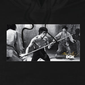 DGK x Bruce Lee Power Hooded Sweatshirt