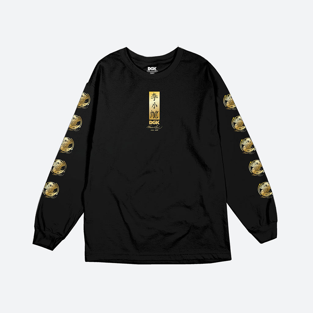 DGK x Bruce Lee Anniversary Long Sleeve T-Shirt