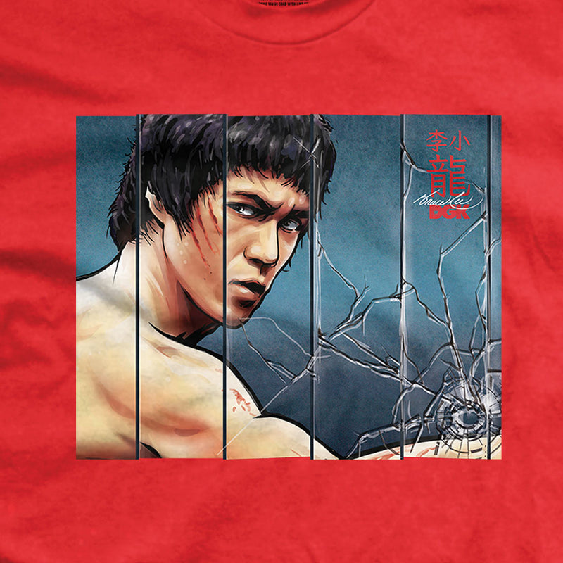 DGK x Bruce Lee Mirrors T-Shirt