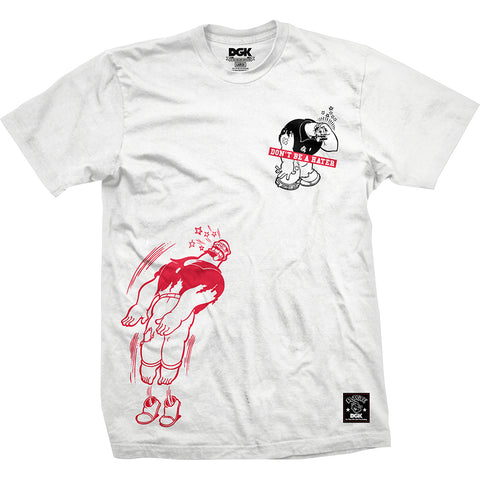 DGK x Popeye Don't Be A Hater T-Shirt