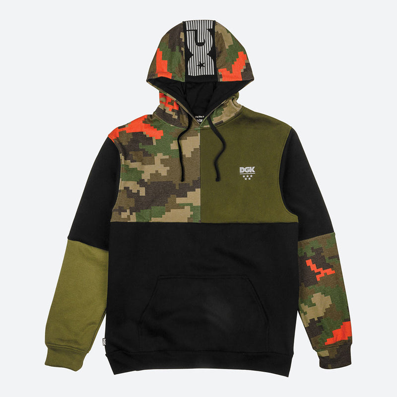 Fusion Hooded Fleece