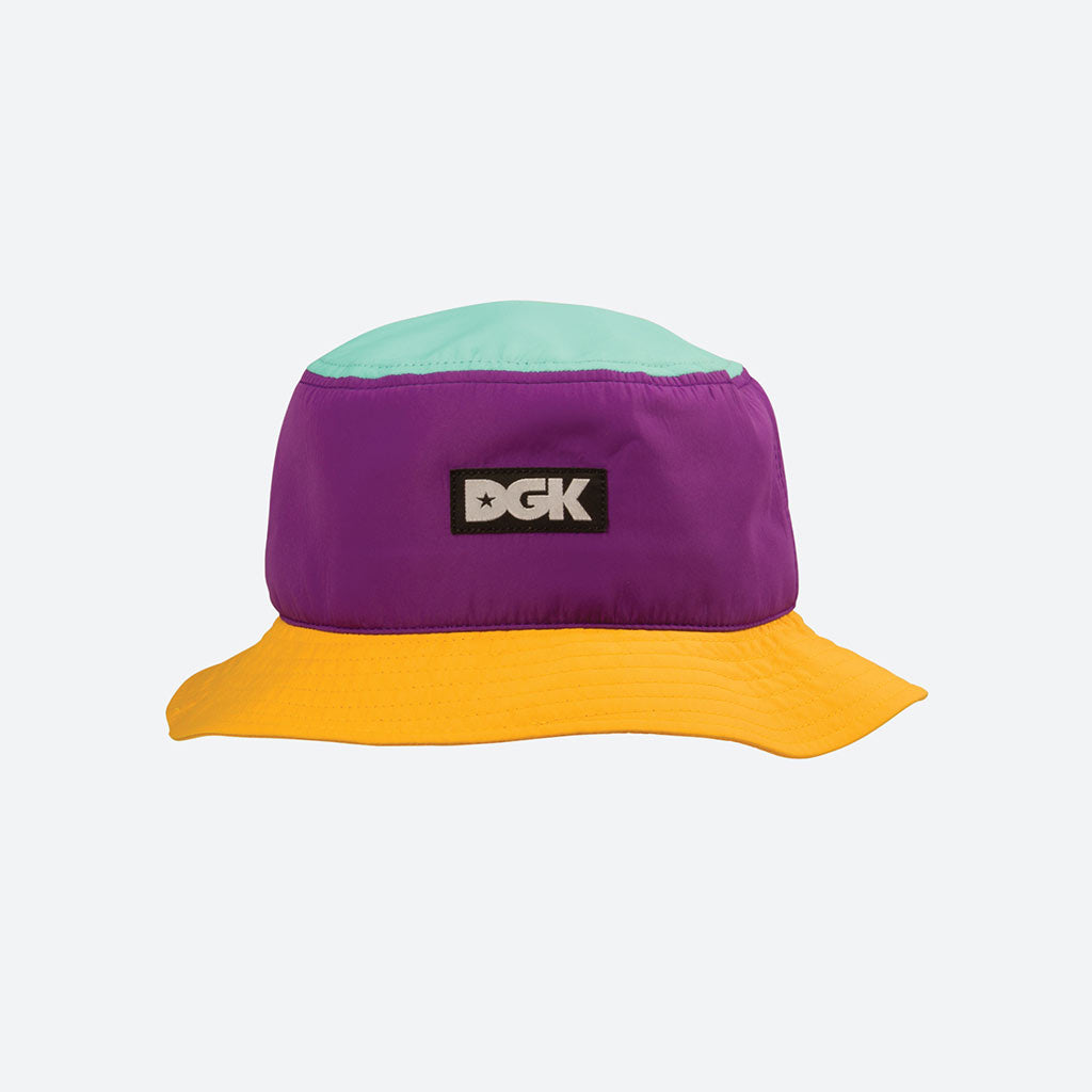 Block Bucket Hat