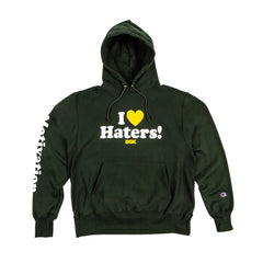 DGK x Champion Motivation Hoody Dark Green