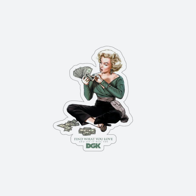 Money Lover Sticker