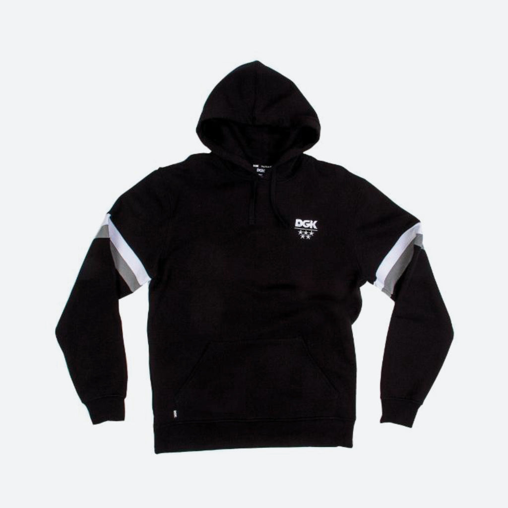 St Marks Hooded Fleece