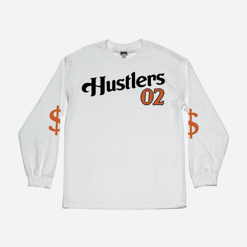 Hustlers Long Sleeve T-Shirt