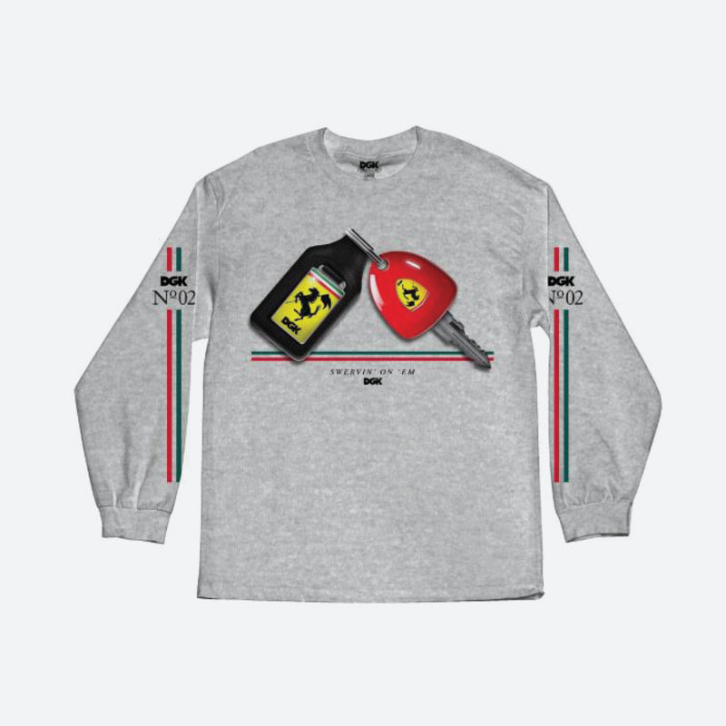Swervin Long Sleeve T-Shirt