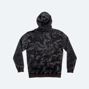 3D Hooded Fleece