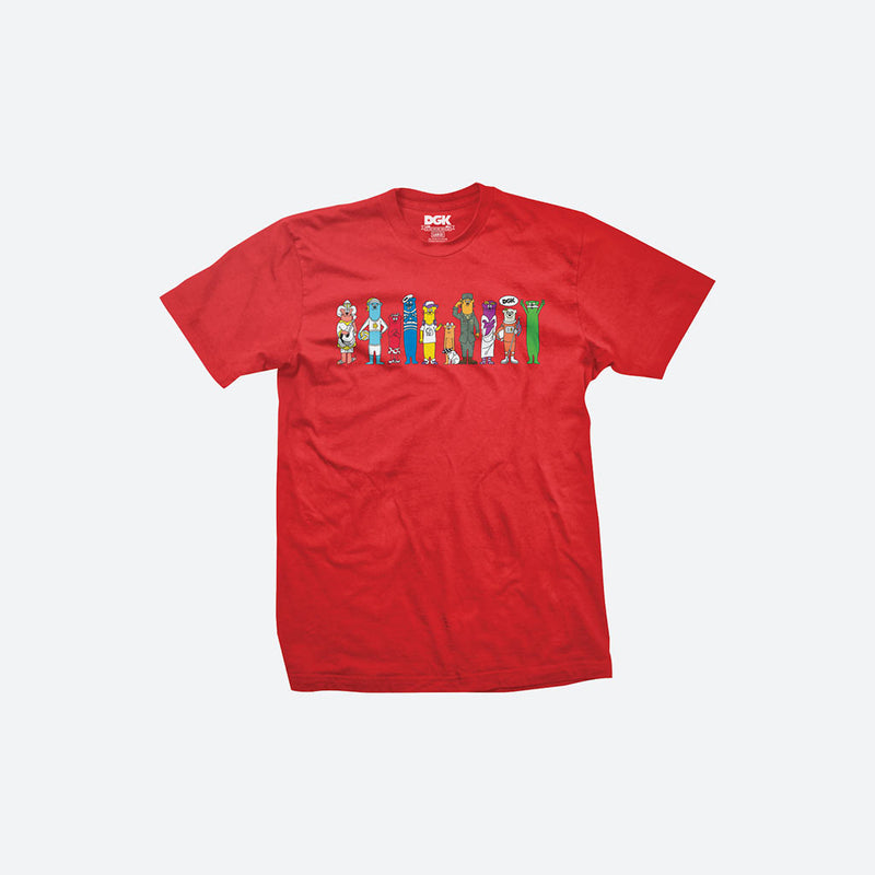 DGK x Otter Pops All of Us Youth T-Shirt
