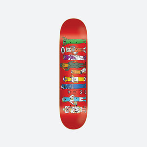 DGK x Otter Pops All of Us Youth Skateboard Deck
