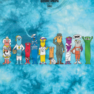 DGK x Otter All of Us T-Shirt