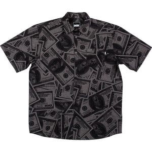 DGK Benjy Shirt Black