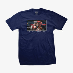 DGK Big Youth T-Shirt Navy