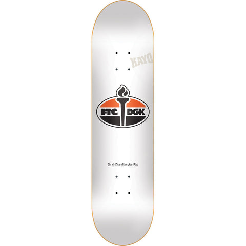 DGK FTC Torch Deck 8.25