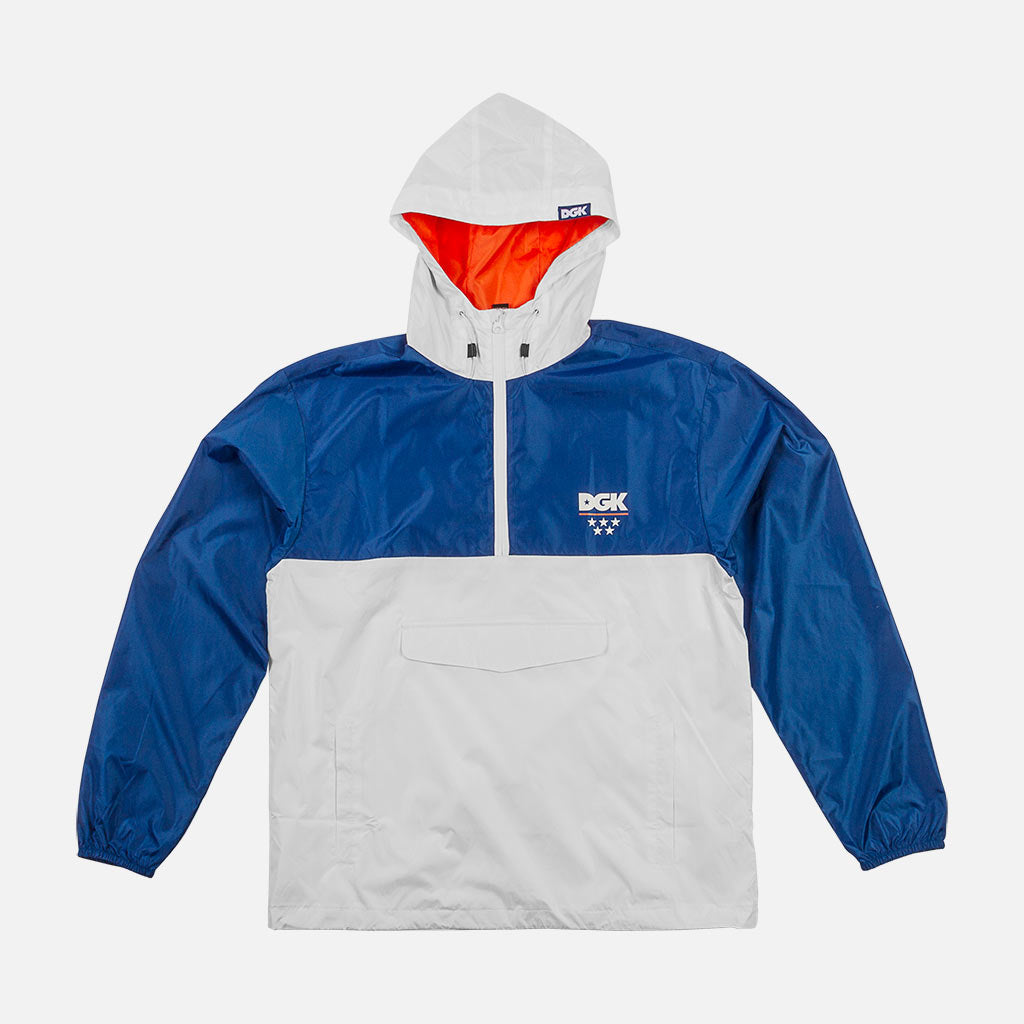 DGK Boardwalk Windbreaker Jacket