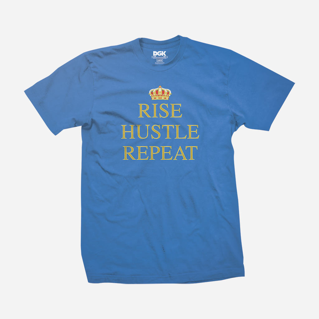 DGK Rise T-Shirt Royal
