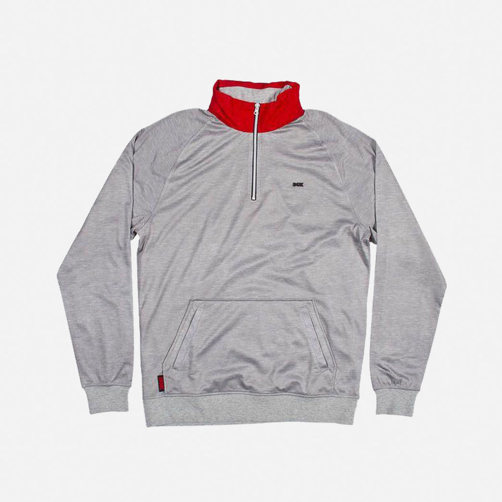 Flight Half Zip Pullover Jacket