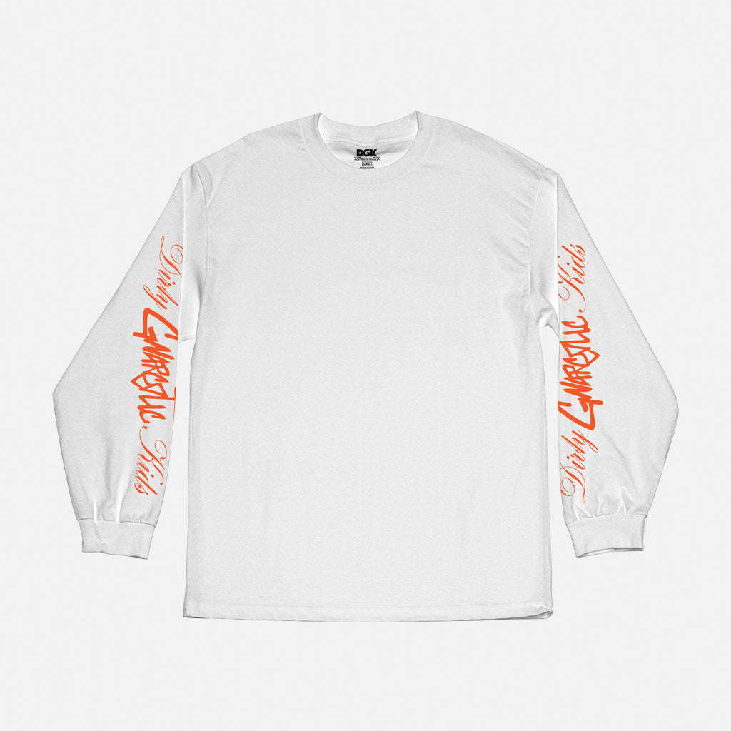 DGK x Gnarcotic Long Sleeve T-Shirt