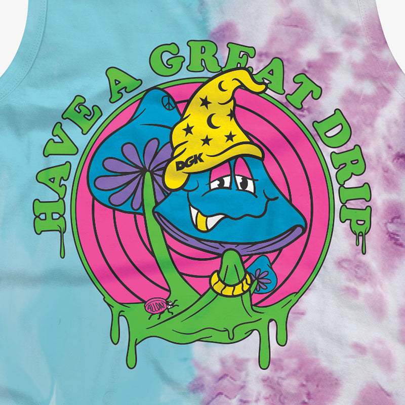 Great Drip Tank Top