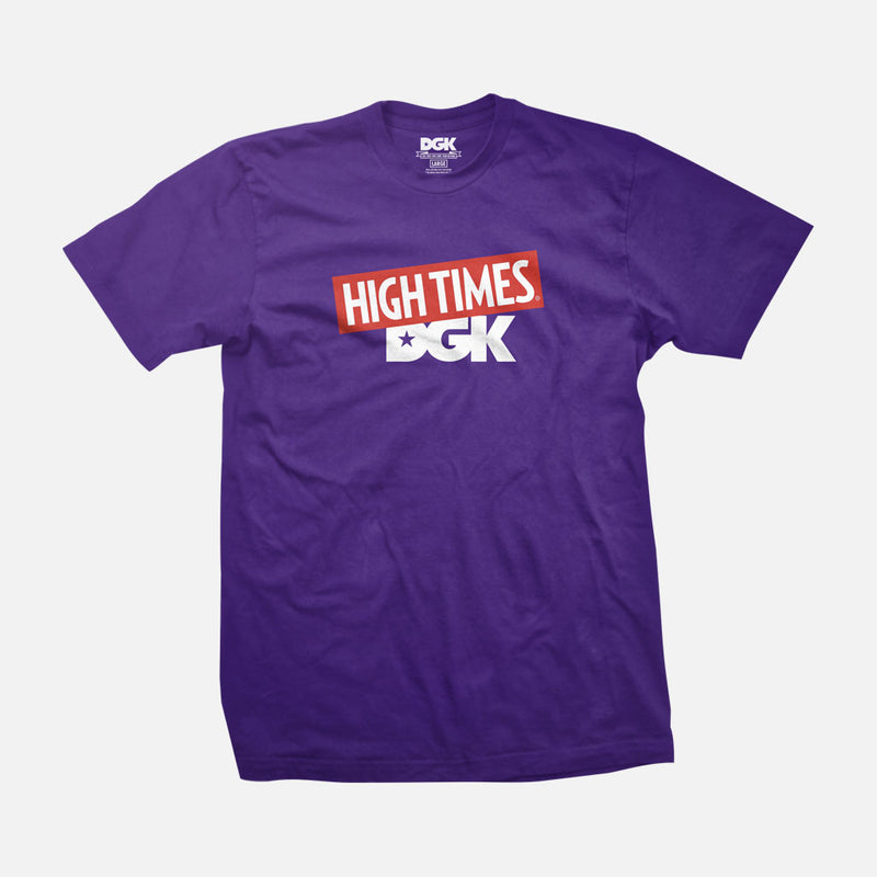 DGK x High Times Logo T-Shirt