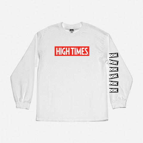 DGK x High Times Lock Up Long Sleeve T-Shirt ae455fc15