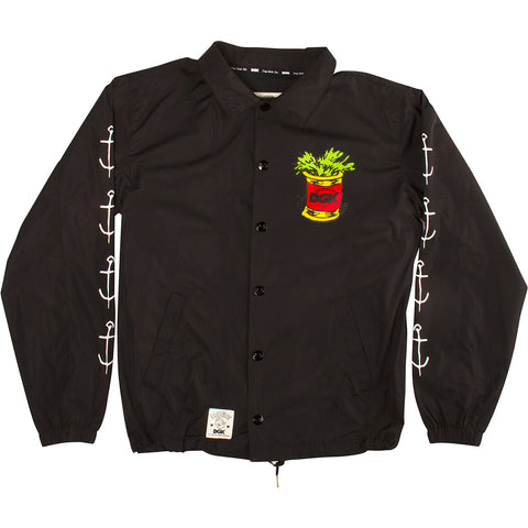 DGK x Popeye Coaches Jacket