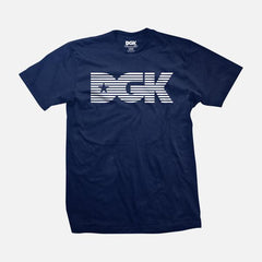 DGK Levels T-Shirt Navy
