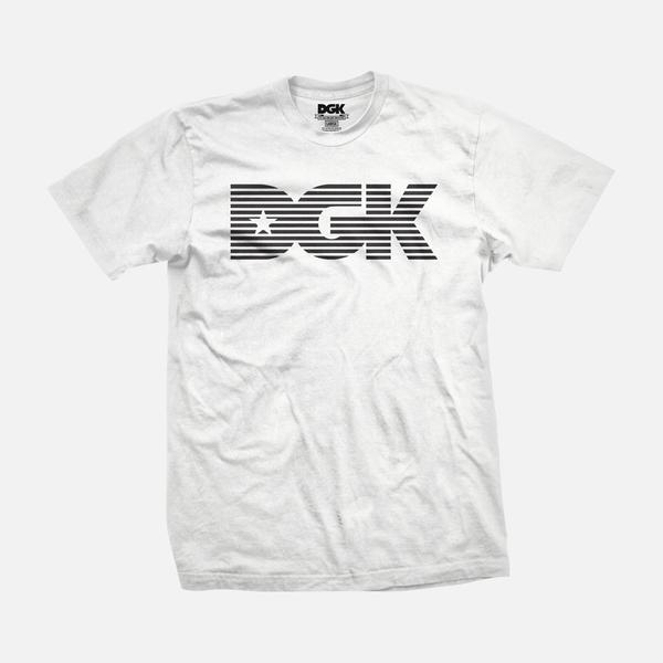 DGK Levels T-Shirt White