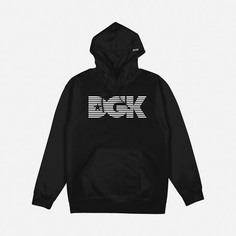 DGK Levels Fleece Sweatshirt Black