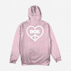 Peace & Love Hooded Fleece
