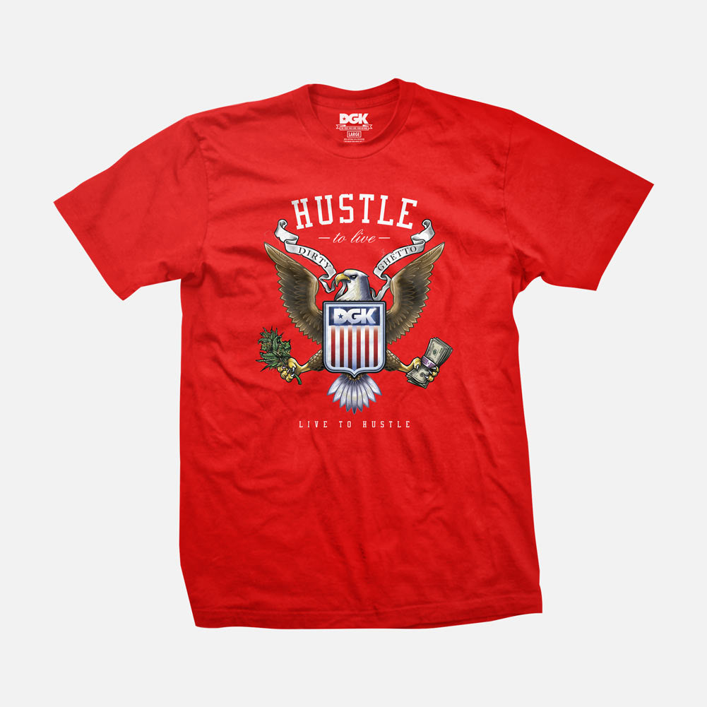 Live To Hustle T-Shirt