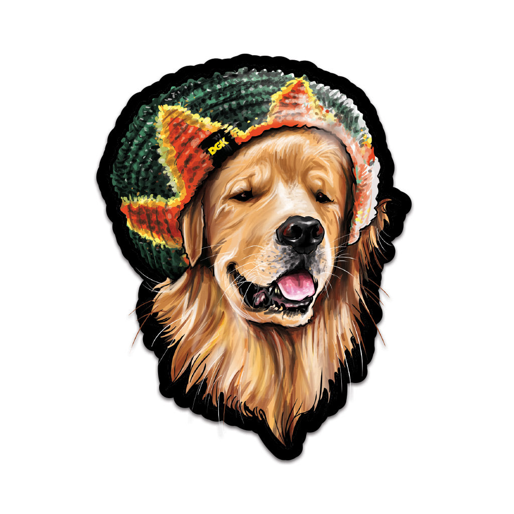 Spirit Animal Labrador Sticker