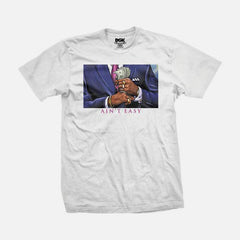 DGK Ain't Easy T-Shirt White