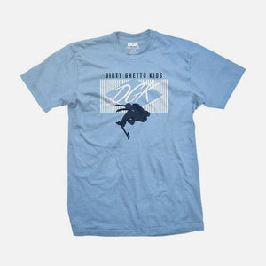 DGK Blacktop T-Shirt Powder Blue
