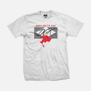 DGK Blacktop T-Shirt White