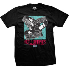 DGK Champs T-shirt Black