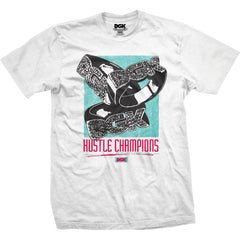 DGK Champs T-shirt White