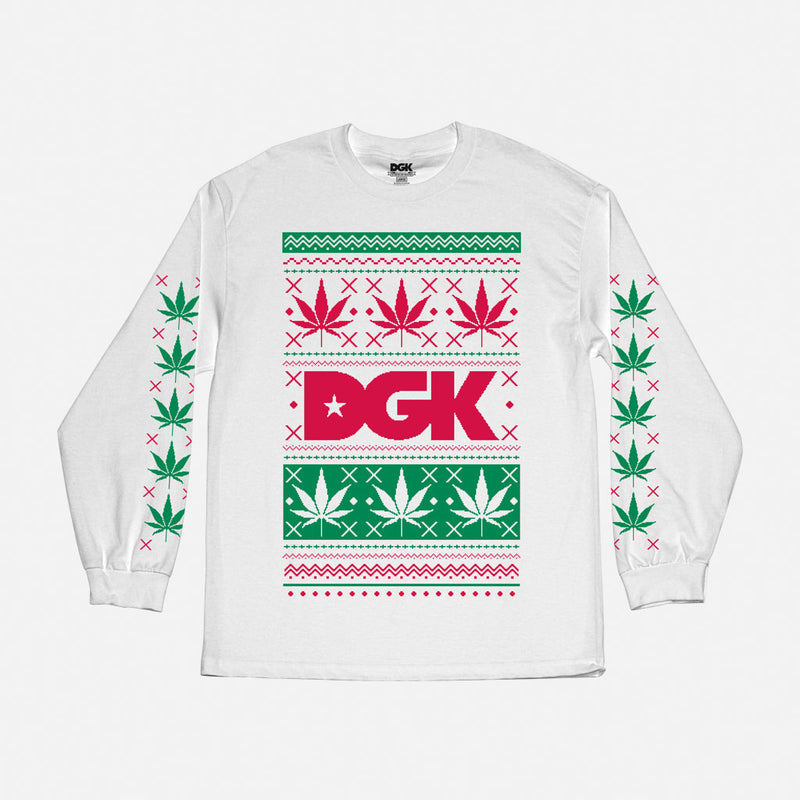Ugly Sweater Long Sleeve T-Shirt
