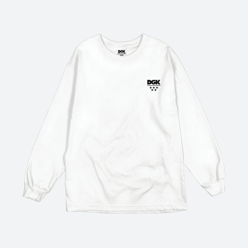 All Star Mini Logo Long Sleeve T-Shirt